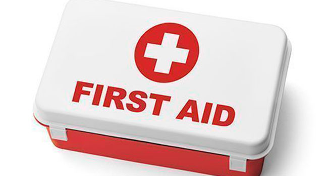 An effective first-aid kit for your new job