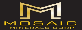 Mosaic Minerals Corp Appoints New Chief Financial Officer and Vice-President