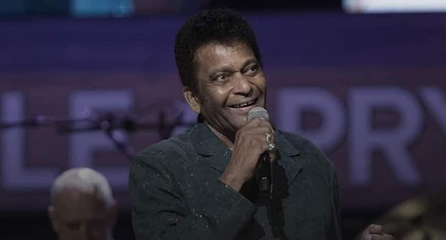 Charley Pride knocked down country music's racial barriers
