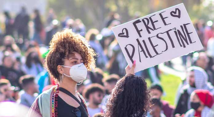 Are perspectives shifting on the Israel/Palestine conflict?