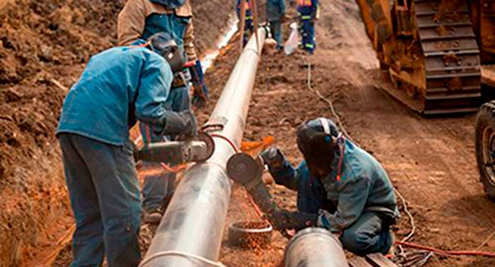 America may not like it but pipelines are crucial