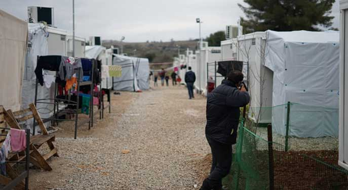 The world gives a COVID cold shoulder to refugees