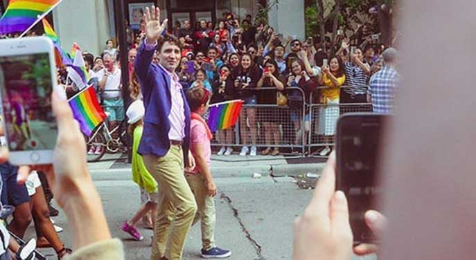 Will Canadians stick with Trudeau the changemaker?